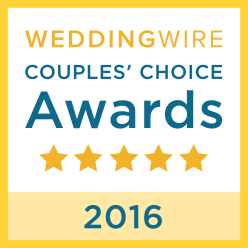 WeddingWire Couple's Choice The Engagements